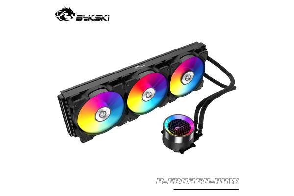 Bykski All-in One CPU B-FRD360-RBW - Black RGB