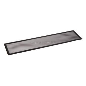 Demciflex Staubfilter für XSPC EX 480 - schwarz/schwarz