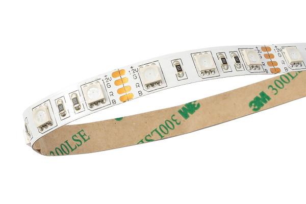 Aquacomputer RGB-LED-Strip, weiß, Länge 25cm