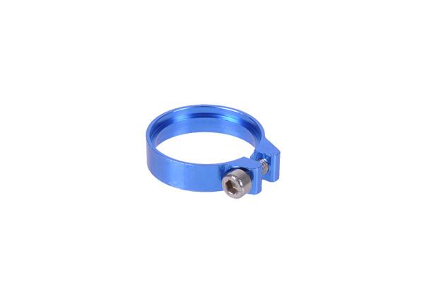 Phobya Schlauchschelle Innensechskant 17.8 - 19mm blau