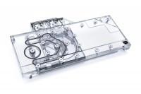 Alphacool Eisblock Aurora Acryl GPX-N RTX 3070 mit Backplate (Reference)