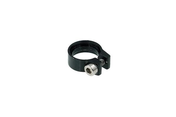 Phobya Schlauchschelle Innensechskant 10 - 11.2mm schwarz