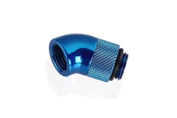 Bykski B-RD45-X 45° G1/4 Winkel drehbar - Blue