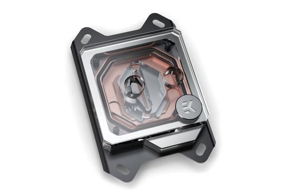 EK Water Blocks EK-Velocity AMD - Kupfer + Acryl CPU Wasserkühler