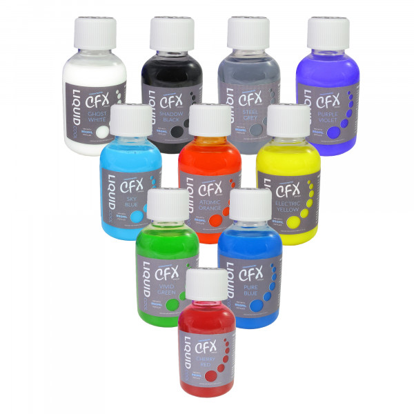 Liquid.cool CFX Konzentrat Opaque Performance Kühlflüssigkeit - 150ml - Shadow Black
