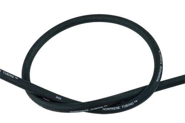 """Tygon R6012 Norprene Schlauch 12,7/9,6mm (3/8""""ID) - Schwarz"""