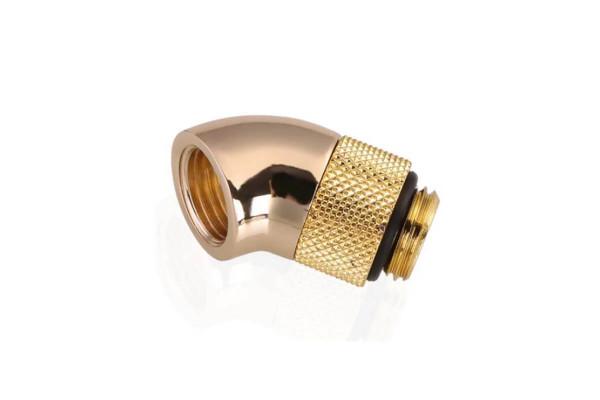 Bykski B-RD45-X 45° G1/4 Winkel drehbar - Gold