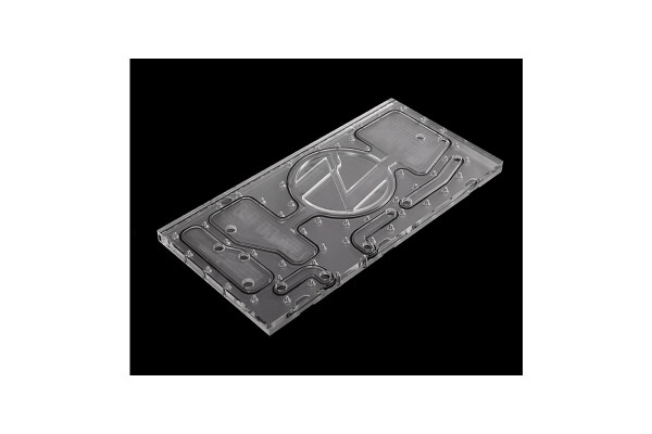 Barrow LRC2.0 prepositive waterway plate for LIAN LI 011 case Distro
