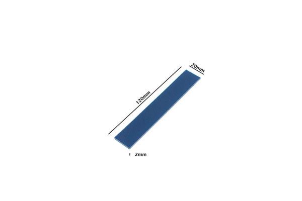 GQYLA 120x20x2mm 7W/mK Wärmeleitpad Thermal Pad Industriequalität