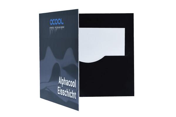 Alphacool Eisschicht Ultra Soft Wärmeleitpad 3W/mk 100x100x1mm