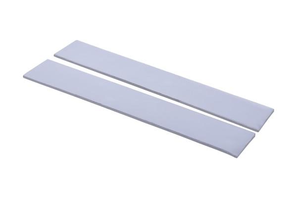 Alphacool Eisschicht Wärmeleitpad - 17W/mK 120x20x1,5mm - 2 Stück