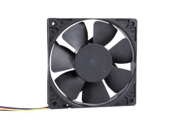 Alphacool ES 120mm 1.000-4.000rpm Fan ( 120x120x25mm ) - Two Ball Bearing - PWM