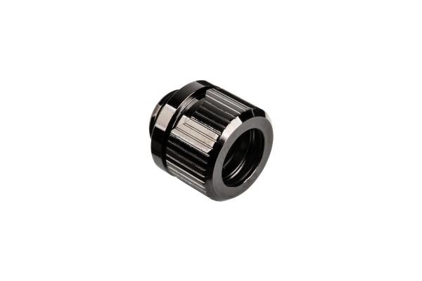 EK Water Blocks EK-Torque HTC-12 Anschluss gerade G1/4 Zoll AG auf 12mm AD Hardtube - nickel schwarz