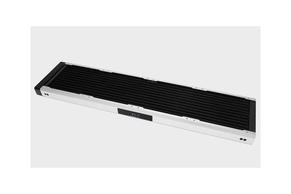 BarrowCH Chameleon Fish series removable 480mm Radiator with display screen POM edition - Matt Silve