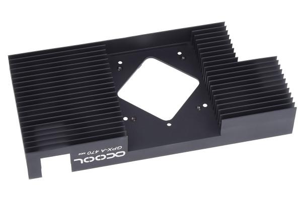 Alphacool Upgrade-Kit für NexXxoS GPX - AMD R9 470 M05 - Schwarz (ohne GPX Solo)