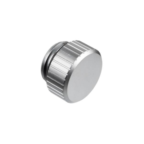 EK Water Blocks EK-Quantum Torque Mini Verschlusstopfen G1/4 Zoll - Satin Titanium