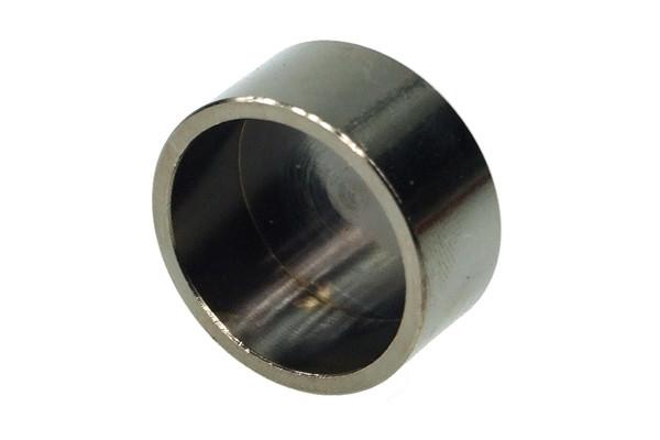 Alphacool Cape Cora HF Ersatz Endstück geschlossen - Black Nickel
