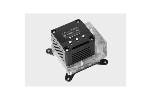 BarrowCH X99/X299 CPU water block integrated pump and reservoir - Black
