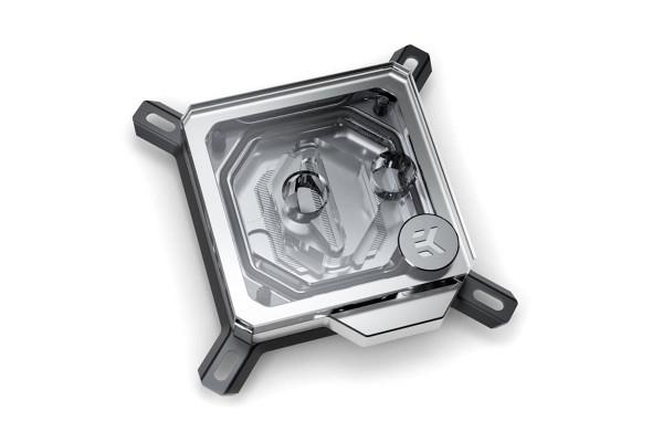 EK Water Blocks EK-Velocity Intel - Nickel + Acryl CPU Wasserkühler
