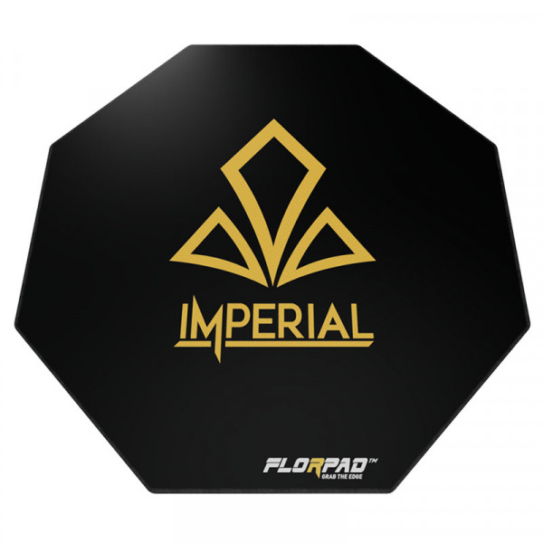 Florpad The Imperial Gamer-/eSport-Bodenschutzmatte - weich, Team
