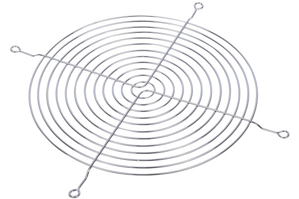Lüftergitter für Axiallüfter für 180mm chrom