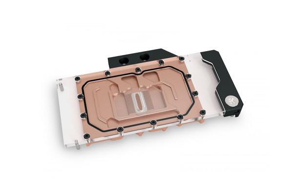 EK Water Blocks EK-Quantum Vector RE RTX 3080/3090 - Copper + Acryl