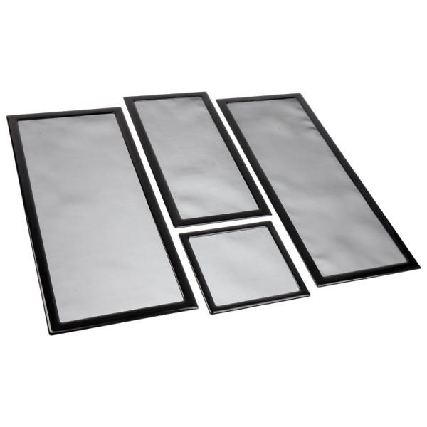 Demciflex Staubfilter-Set für Fractal Design Define S - schwarz/