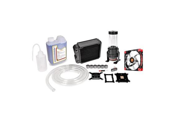 Thermaltake Pacific RL140 D5 water cooling kit/DIY LCS/140m