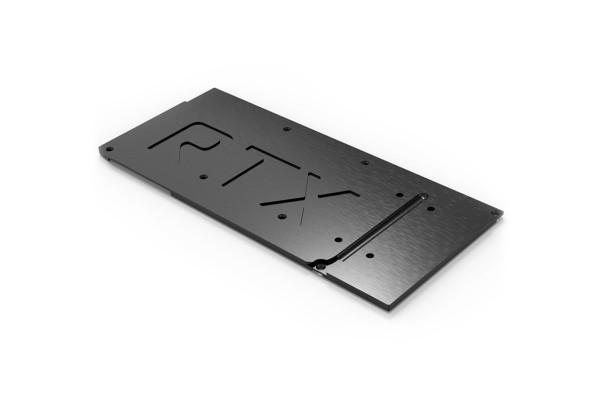 Aquacomputer Backplate für kryographics NEXT RTX 3080, passiv