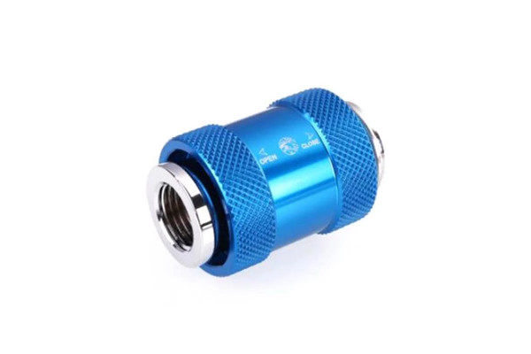 Bykski B-HP-DV-BLU Entleerungsventil G1/4 - Blue