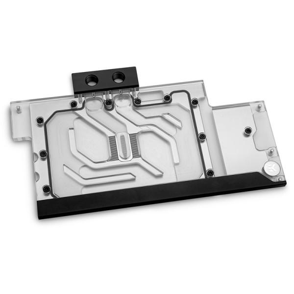 EK Water Blocks EK-Classic GPU Wasserkühler Strix RTX 3070 D-RGB - Nickel + Acryl