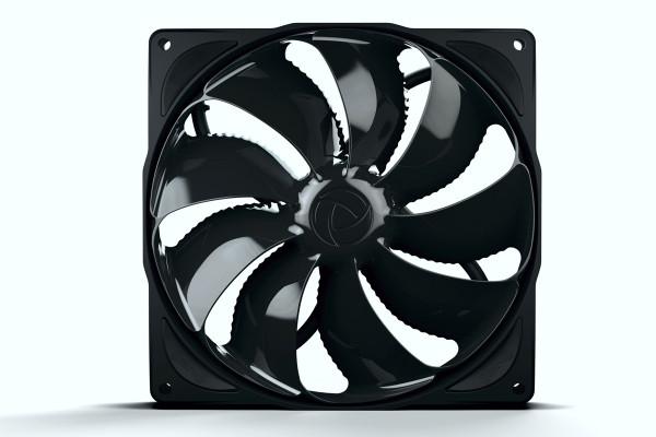 Noiseblocker NB-eLoop Fan B12-PS Black Edition - 120mm PWM ( 120x120x25mm )