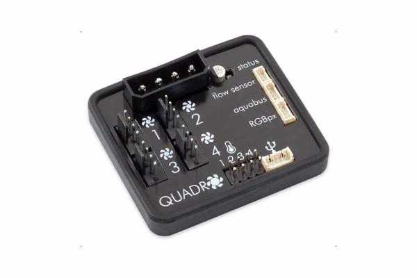 Aquacomputer QUADRO Lüftersteuerung für PWM-Lüfter