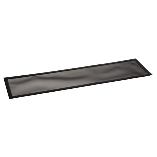 Demciflex Staubfilter für XSPC EX 560 - schwarz/schwarz