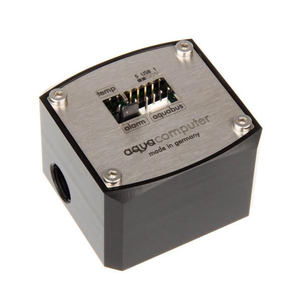 "Aquacomputer Durchflusssensor ""high flow USB"" G1/4"