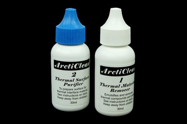 2 x Arctic ArctiClean Reinigungskit 2x 30ml