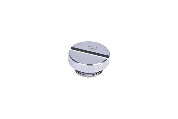 Alphacool HF Verschlussschraube G1/4 - Chrome