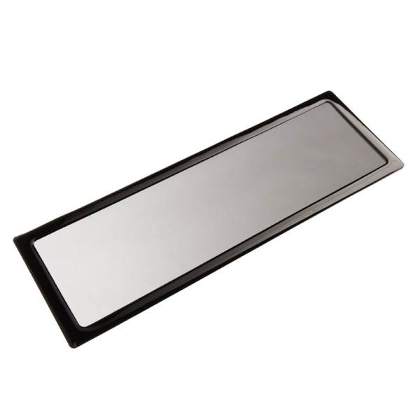 Demciflex Staubfilter für 420mm Radiatoren - schwarz/schwarz