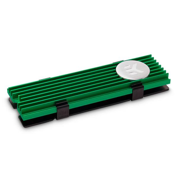 EK Water Blocks EK-M.2 NVMe Heatsink - grün