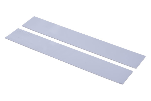 Alphacool Eisschicht Wärmeleitpad - 17W/mK 120x20x0,5mm - 2 Stück