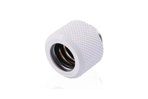 Bykski B-FTHTJ-L12 HardTube Anti-Off 12mm OD Anschraubtülle - White