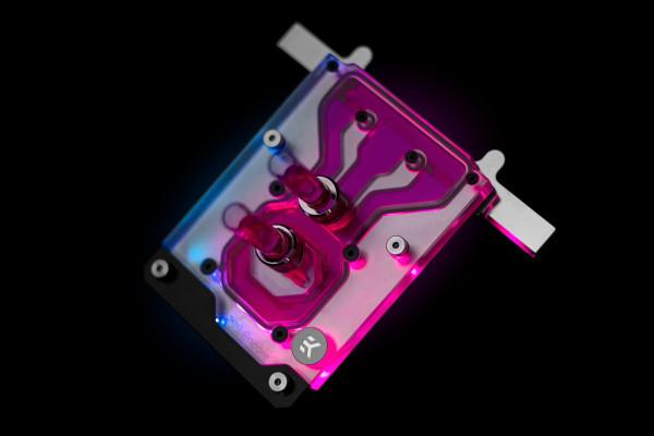 EK Water Blocks EK-Quantum Momentum ROG Rampage VI Encore D-RGB Monoblock - Acryl