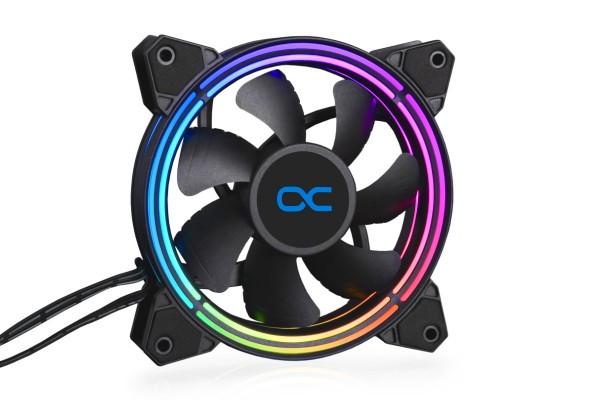 Alphacool Eiszyklon Aurora LUX PRO Digital RGB (120x120x25mm)