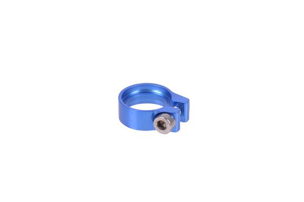 Phobya Schlauchschelle Innensechskant 10 - 11.2mm blau