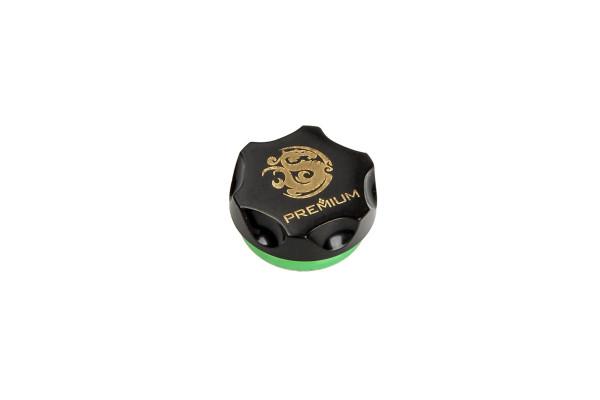 Bitspower Premium Verschlussstopfen G1/4 Zoll - Matt Black