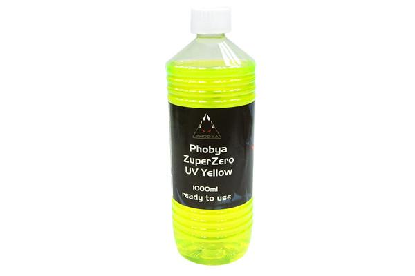 Phobya ZuperZero UV Yellow 1000ml