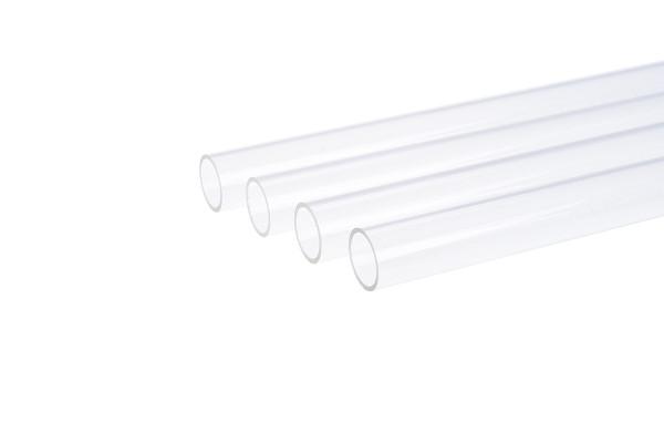 Alphacool HardTube 12/10mm Acryl (PMMA) Klar 60cm - 4er Set
