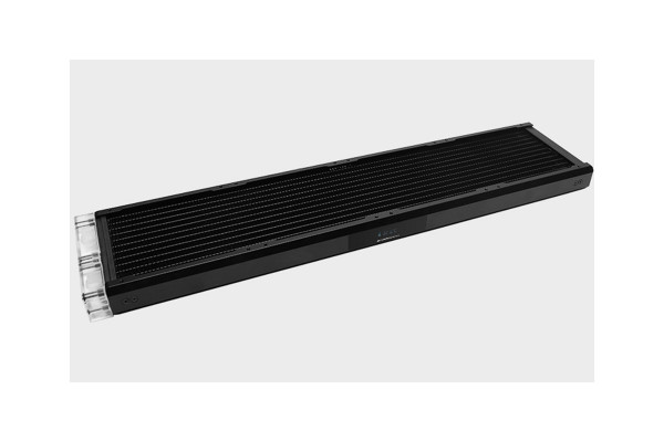 BarrowCH Chameleon Fish series removable 480mm Radiator with display screen PMMA edition - Classic B