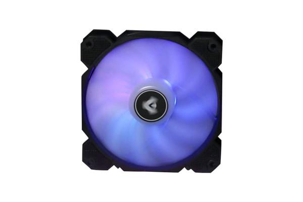 Barrow RGB full color PWM speed regulation fan