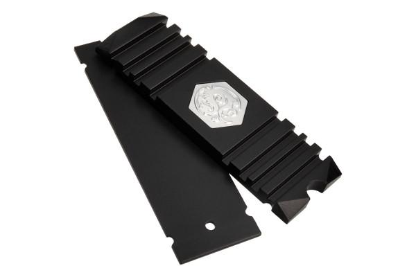 Bitspower M.2 SSD Armor - schwarz
